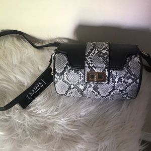 Isabelle vegan leather purse